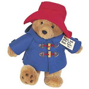 Paddington Bear Soft Toy