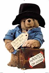 Paddington the Bear