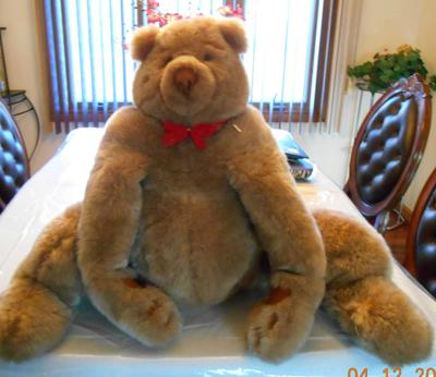 Large Teddy Bear
