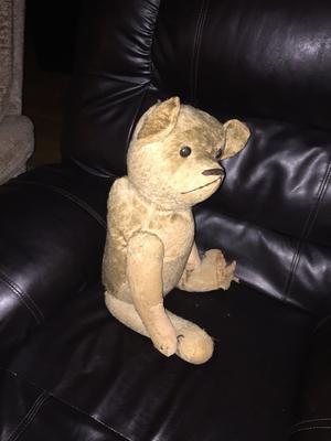 Steiff bear?