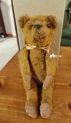 pre ww1 teddy bear ?