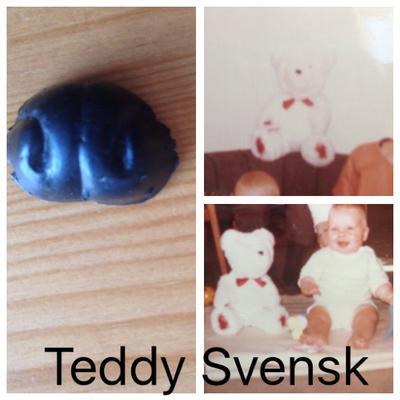 Teddy Svensk collage