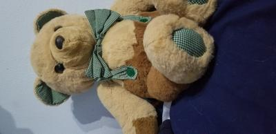 childhood bear, from the early to mid 1990s