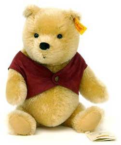Steiff Pooh Bear