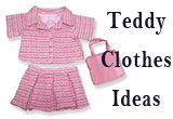Teddy Bear Clothes Ideas