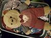 Childhood teddy bear