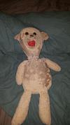 Girlfriend's Childhood Bear