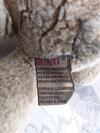 label 23 year old teddy bear