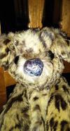 Steiff Cheetah/Leapord Bear