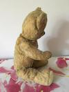 My childhood teddy bear side view