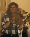 Mom Holding Bear