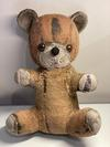teddy bear with short legs and arms