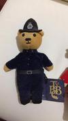 Policeman Teddy Bear