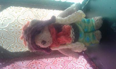 Adrian Ludwig Gardner teddy bear