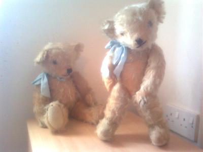 My Grannies Teddy Bears