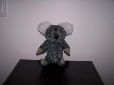 Koala seated