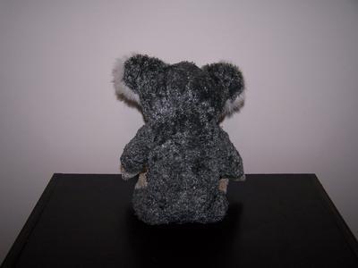 Koala seated back