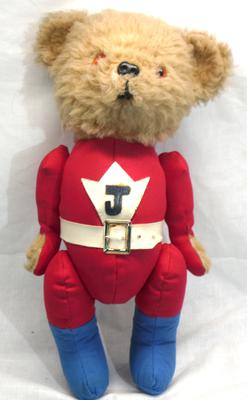 Super Hero teddy Bear