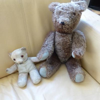 65 year old teddy bear