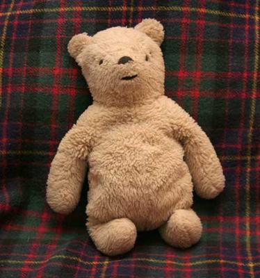Winnie the pooh 1980's Teddy Bear