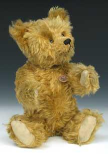 1930's Yes No Bear