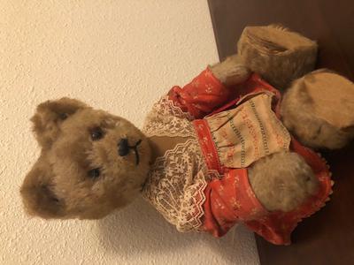 Tricky Schuco teddy bear