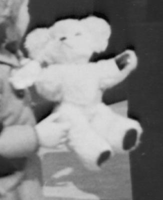 1950's Teddy Bear