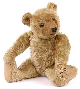 1920's Alpha bear made by J K Farnell