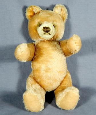 Blond teddy Bear