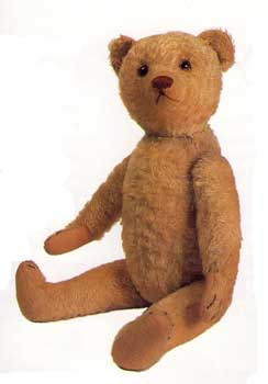 Bing Teddy Bear From The 1920's