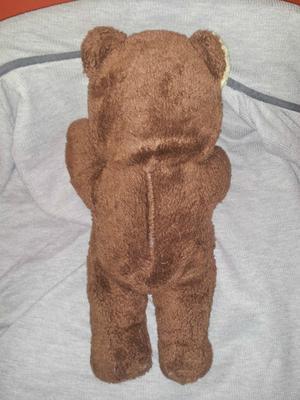 back of bear
