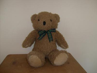 Manhattan Toy Company teddy