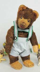 Bearkin Teddy Bear