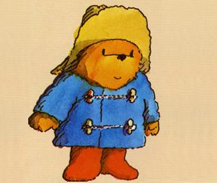David Mckee Paddington Bear