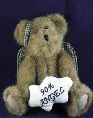 Lil Dicken Boyds Bear