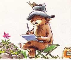 Fred Banbery Paddington Bear