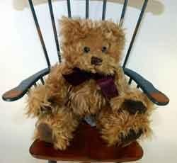 Gregory Russ Berrie bear