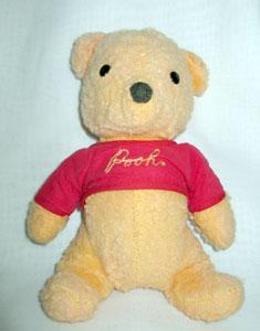 Gund Bear Winnie the Pooh
