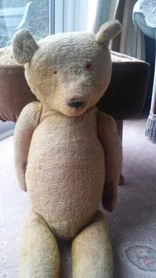 large heirloom bear