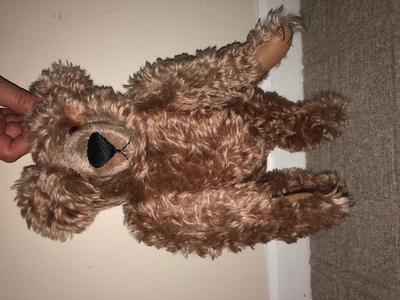 Is this a steiff teddy bear