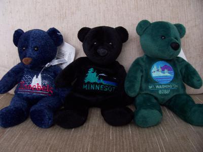Mary Meyer bears
