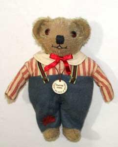 Master Teddy 1915