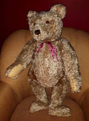 Old Large Teddy Bear