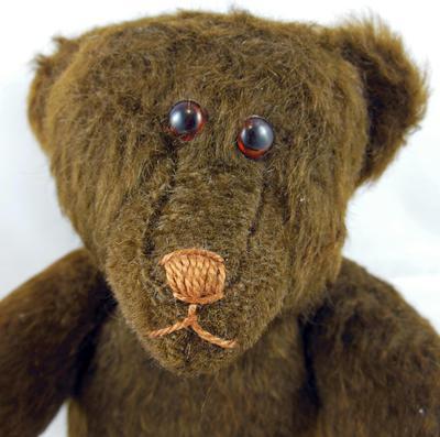 Nona Pebworth Teddy Bear face