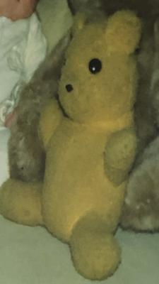 Is this an old Pooh bear