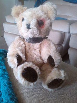Red Eye Teddy