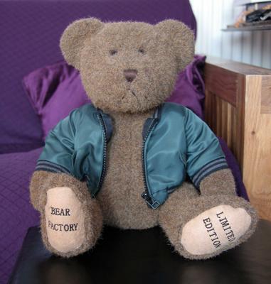 My Forward bear