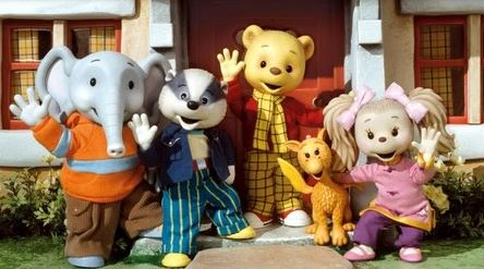 Rupert the bear cgi cartoon