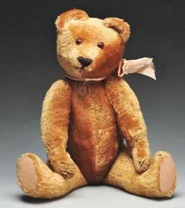 Still Hope teddy Bear Aetna Toy Animal Company