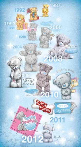 Tatty Bear designs